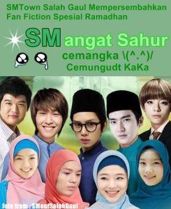 SMangat Sahur