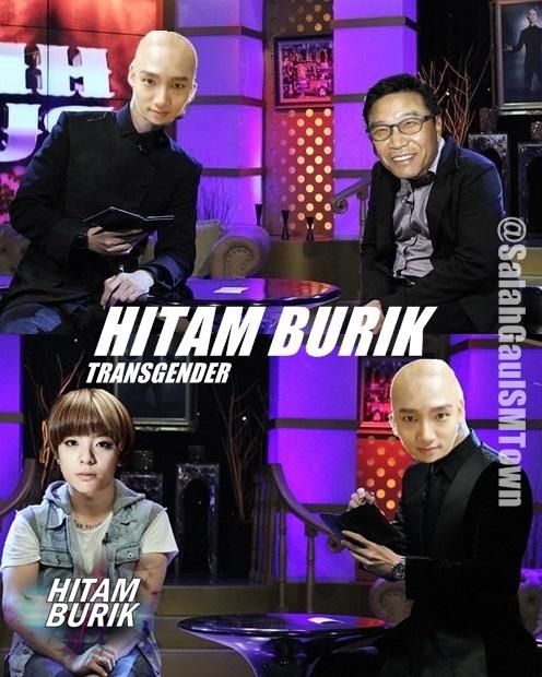 HITAM BURIK TRANSGENDER