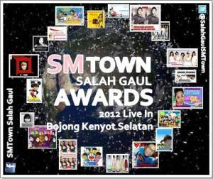 SMTown Salah Gaul Awards SMTSGTV (1)