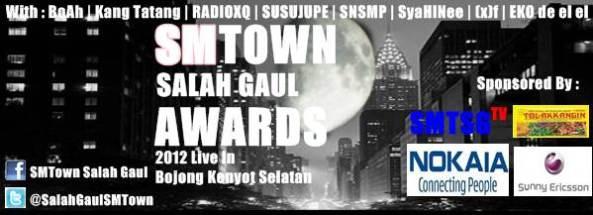 SMTown Salah Gaul Awards SMTSGTV (3)