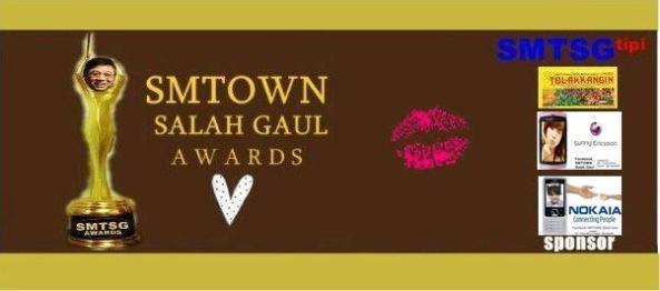 SMTown Salah Gaul Awards SMTSGTV
