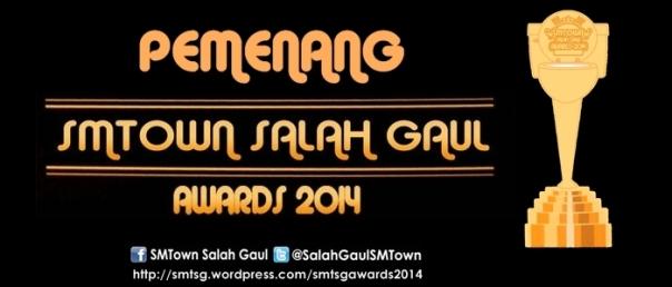 Pemenang SMTSGAwards2014