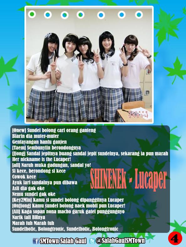 Majalah SMTown Salah Gaul Edisi 3 (4)
