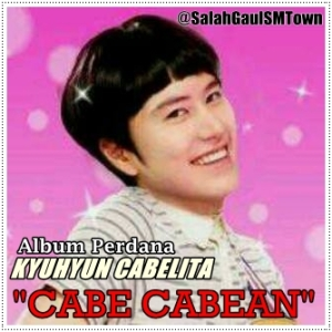 Album Perdana Kyuhyun Cabelita