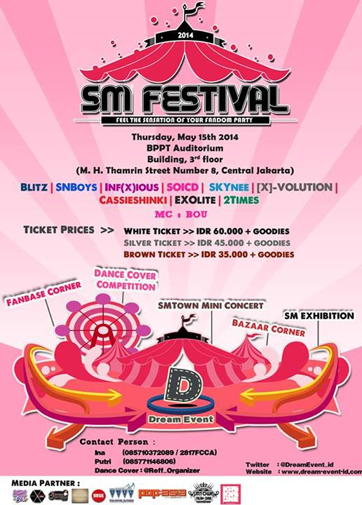 SM Town Festival