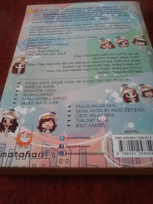 Buku SMTown Salah Gaul Seri 1 (6)