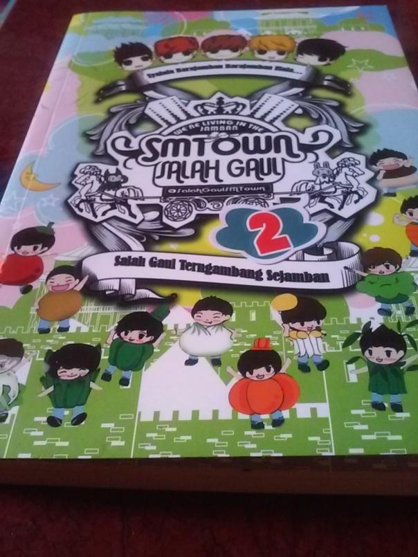 Buku SMTown Salah Gaul Seri 2 (4)
