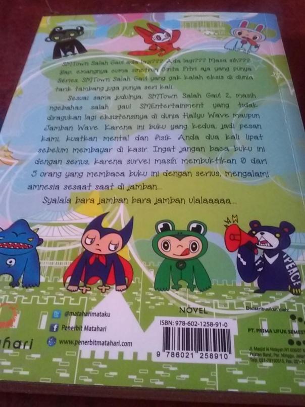 Buku SMTown Salah Gaul Seri 2 (5)