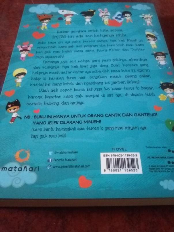 Buku SMTown Salah Gaul Seri 3 (6)