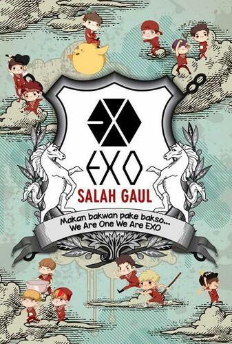 EXO Salah Gaul Seri 1 (1)