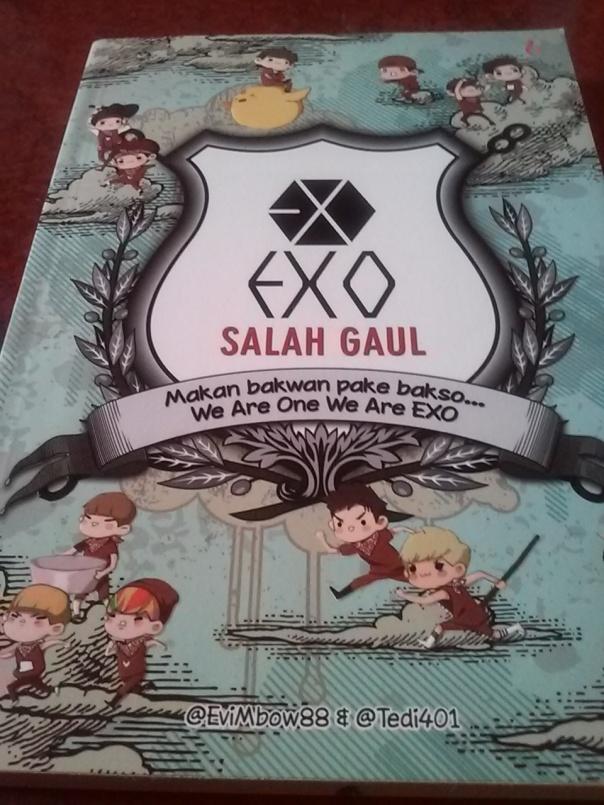EXO Salah Gaul Seri 1 (2)