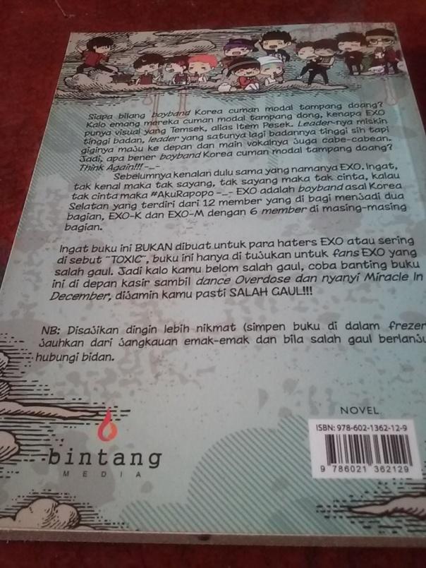 EXO Salah Gaul Seri 1 (3)