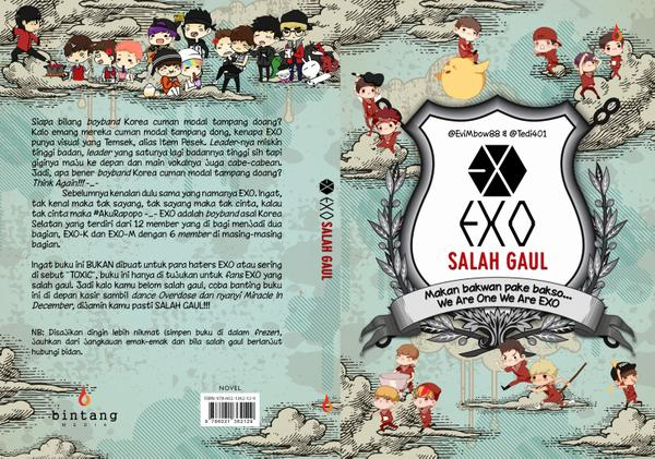 EXO Salah Gaul Seri 1 (6)