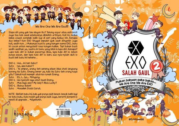 EXO Salah Gaul Seri 2 (1)