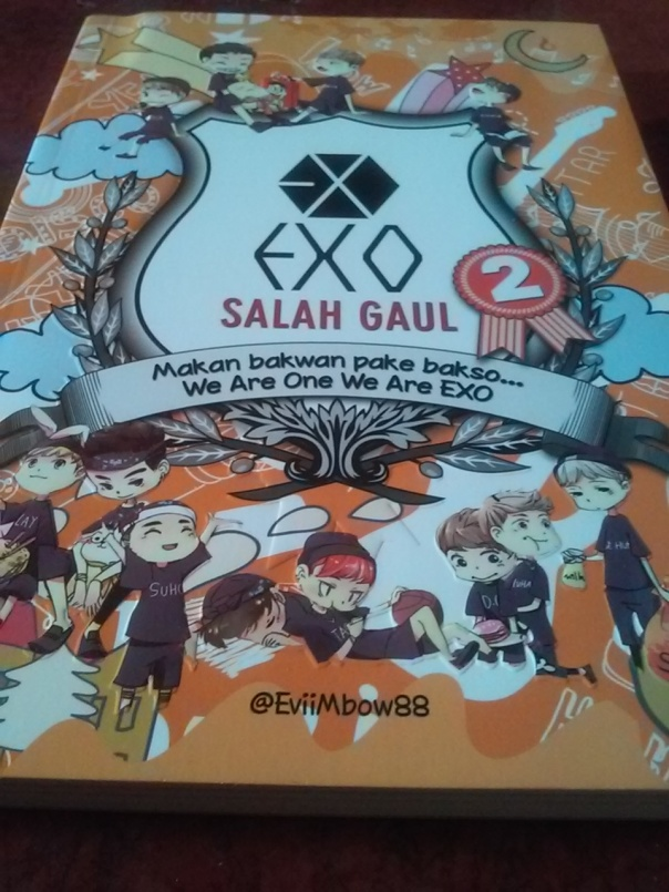 EXO Salah Gaul Seri 2 (3)